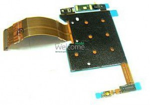 Шлейф Sony Ericsson SK17 Xperia between boards with components orig