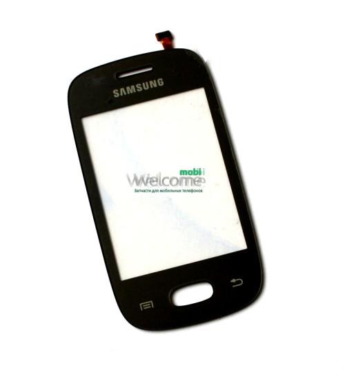 Сенсор Samsung S5312 Galaxy Pocket Neo black orig