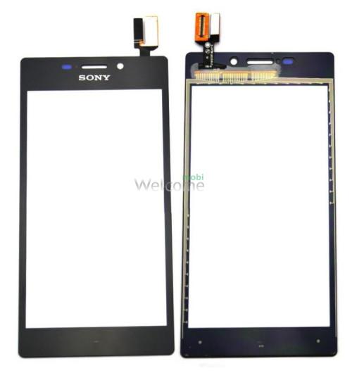 Сенсор Sony D2305,D2302,D2303,D2306 S50h  Xperia M2, black orig