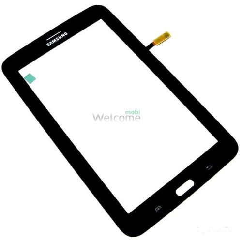 Сенсор к планшету Samsung T111  Black orig