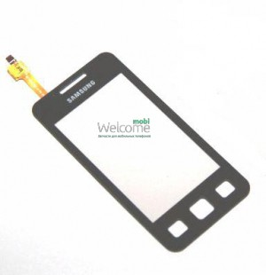 Сенсор Samsung C6712 black high copy