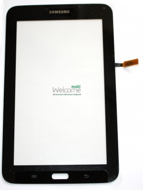 Сенсор к планшету Samsung T110 Black orig