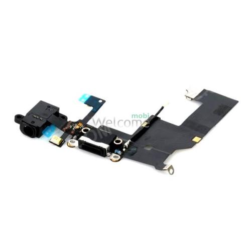 Iphone5 audio flex black high copy