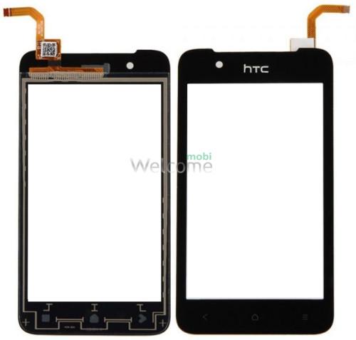 Сенсор HTC Desire 210 Dual Sim, black orig