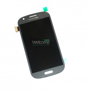 Дисплей Samsung I8730 Galaxy Express, grey with touchscreen orig