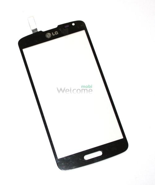 Сенсор LG D405,D415 Optimus L90 black orig