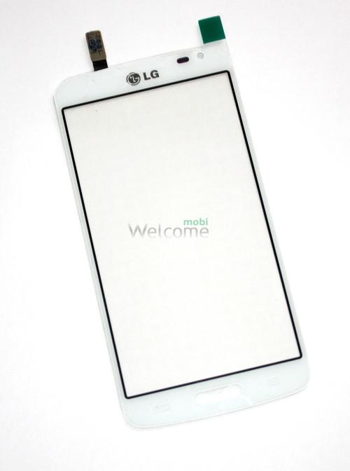 Сенсор LG D405,D415 Optimus L90 White orig