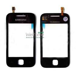 Сенсор Samsung S5360 black high copy