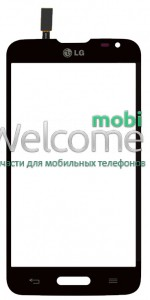 Сенсор LG D320 Optimus L70,D321,MS323 black orig