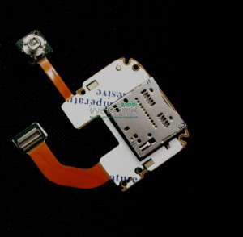 Keypad module Nokia N73 with MMC connector & joystick