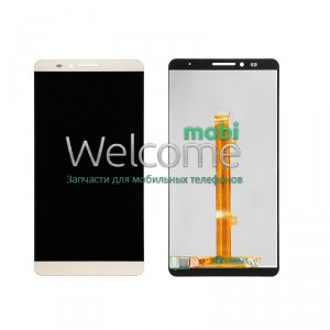 Дисплей Huawei Ascend Mate 7 (JAZZ-L09) with touchscreen white orig