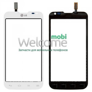 Сенсор LG D410 Optimus L90 Dual SIM white high copy