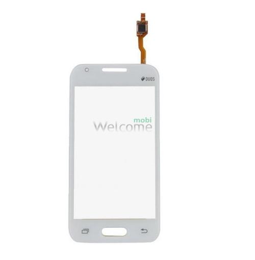 Сенсор Samsung G318 Galaxy Ace 4 Neo white orig