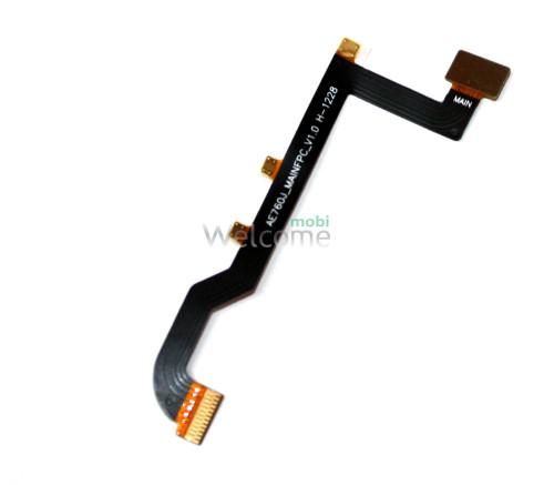 Шлейф Lenovo A790E host cable orig