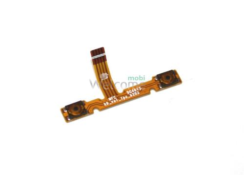 Шлейф Lenovo K910 volume cable orig