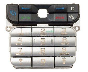 Клавиатура Nokia 3230 black