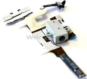 Iphone4S audio flex cable white orig