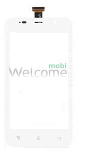 Сенсор Prestigio Pioneer E60W Prestigio MultiPhone 4322 Duo, white, #TF0200C-YNE B088-A600 FPC orig