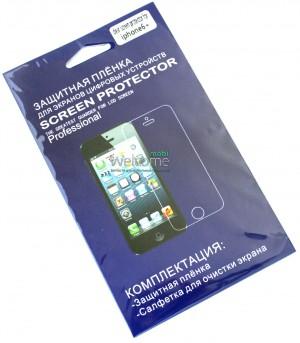 Защитная пленка iPhone6 Plus глянец