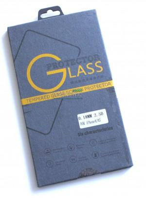 Стекло iPhone4,4s Premium Tempered Glass противоударное 0,33 мм