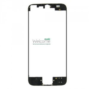 Iphone5 frame LCD black