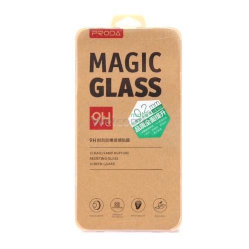 Стекло iPhone 5,5s Ultra-thin Magic Tempered Glass противоударное 0.2 мм