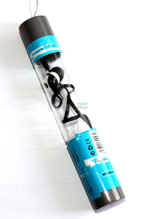 Наушники вакуумные в колбе DS-H03 black