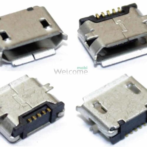 Коннектор зарядки Nokia 8600,6500c,HTC A3333,EVO Shift 4G,G6,G8,T8585 ,6500c,7900,8600,8800Arte,N85,