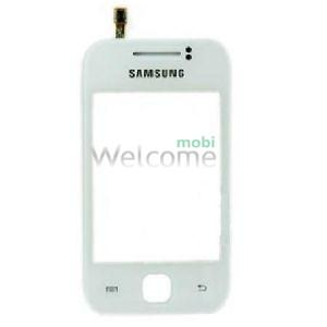 Сенсор Samsung S5360 GALAXY Y white orig