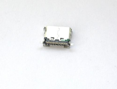 Коннектор зарядки Samsung E200,E390,E420,E570,E590,E740,E790,E950,J600,X830,C520,U300,Z230,I600 orig