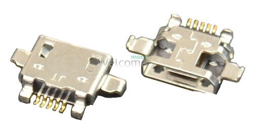 Коннектор зарядки HTC C620e,C625,,C625e,8X,8S orig (5 шт.)