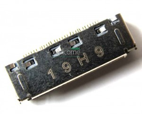 Коннектор зарядки Samsung P1000,P3100,P3110 Galaxy Tab2 orig