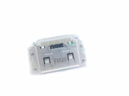 Коннектор зарядки Samsung S3650,C3010,w699,S3650,S3600Corby,S5200,S5233Star,S8030,I7110,C180,F270,F2
