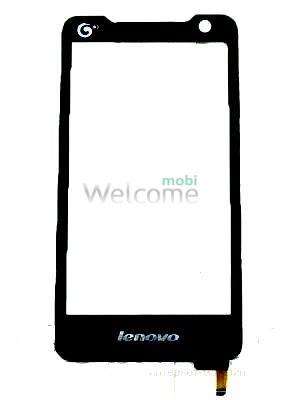 Сенсор Lenovo S798 black orig