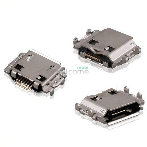 Коннектор зарядки Samsung S8000,I5700,I8510,S5560,S7350,S8000,S8003,S8300,S7550,S5250,S3370 orig