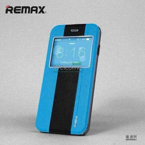 Чехол Remax Jane iPhone 6 голубой