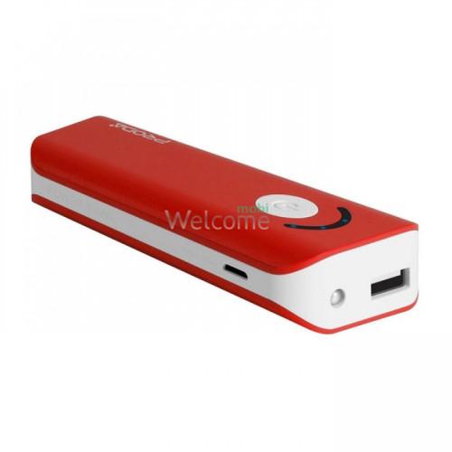 Внешний аккумулятор (power bank) Proda Remax 6000mAh красный