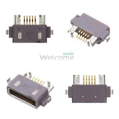 Коннектор зарядки Sony C6602,C6603,C6606 Xperia Z