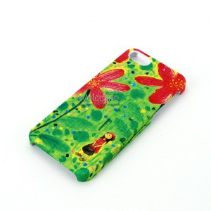 Чехол Jimmy Spa пластик soft-touch 501432