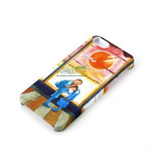 Чехол Jimmy Spa пластик soft-touch 501415