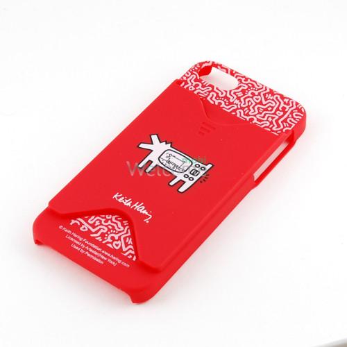 Чехол Keith Haring пластик 501804