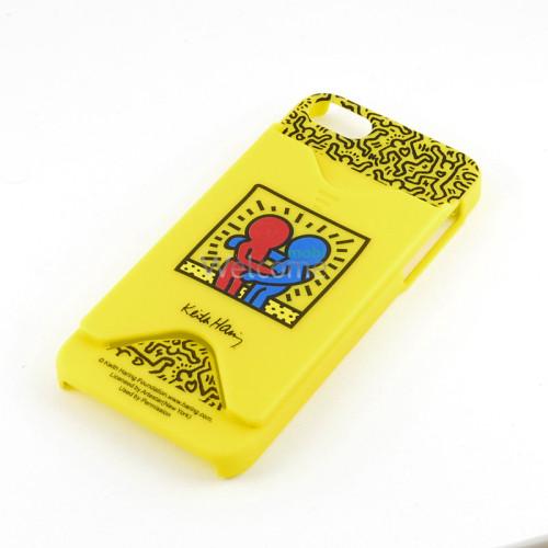 Чехол Keith Haring пластик 501806