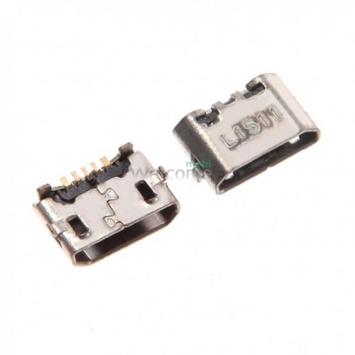 Коннектор зарядки Huawei P8 Lite,P8,Honor 4X,Y5 II orig (5 шт.)