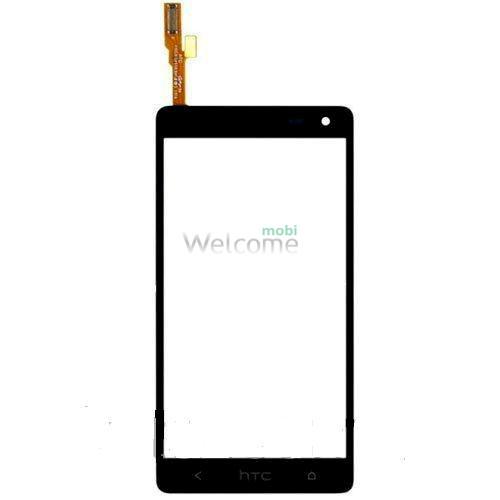 Сенсор HTC Desire 600 black orig
