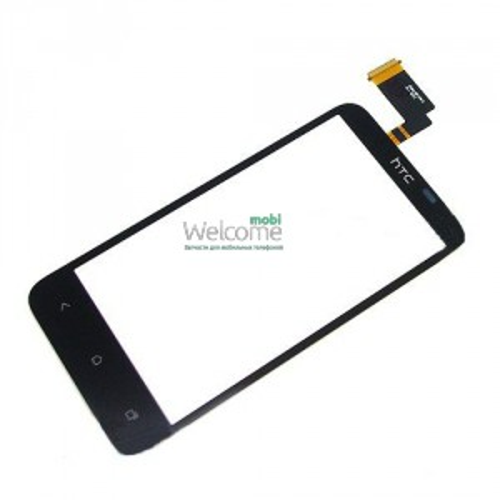 Сенсор HTC T328d Desire VC black orig