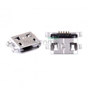 Коннектор зарядки универсальный Fly IQ239,IQ431,IQ449,Sony C1503,C1504,C150 orig (5 шт.)