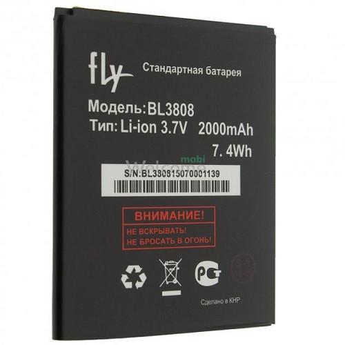 АКБ Fly BL3808,IQ456