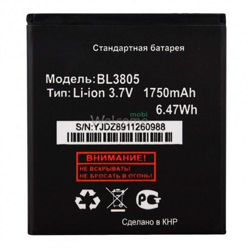 АКБ GRAND Premium Fly BL3805,IQ4404