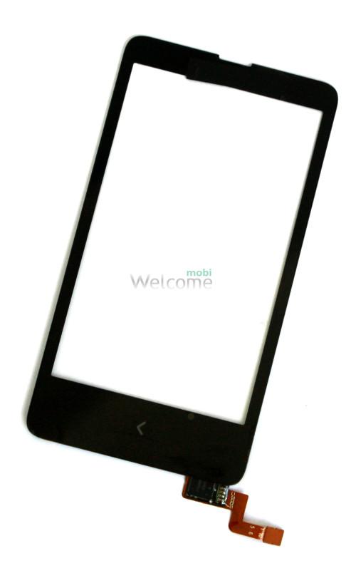 Сенсор Nokia X black orig