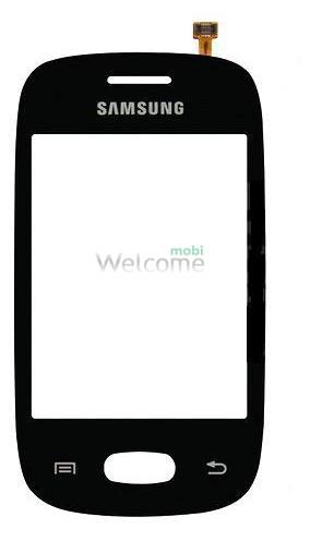 Сенсор Samsung S5312 Galaxy Pocket Neo blue- black orig